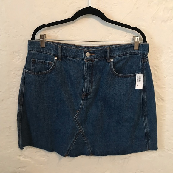 Old Navy Dresses & Skirts - Old Navy Denim Mini Skirt